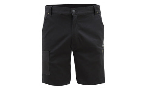 REDZ Workwear - CAT MACHINE SHORTS - Black
