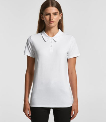 AS COLOUR 4402 Womens Amy Polo - REDZ Workwear
