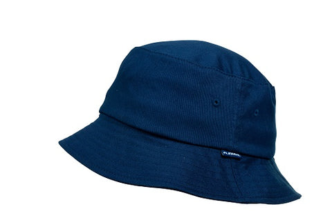 FLEXFIT BUCKET HAT NAVY - REDZ WORKWEAR + TOOLS NORTH LAKES