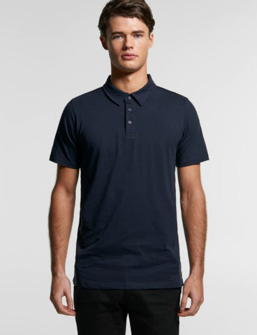 AS COLOUR 5402 Men's Chad Polo - REDZ Workwear