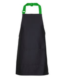 JB'S 5ACS Apron with Colour Straps 65x71 - REDZ Workwear
