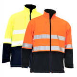 KM M7131T Softshell Jacket with Segmented Tape - REDZ