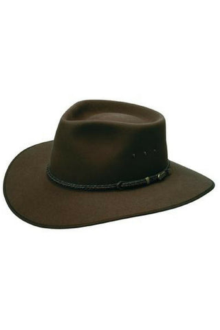AKUBRA CATTLEMAN FAWN - REDZ WORKWEAR + TOOLS NORTH LAKES