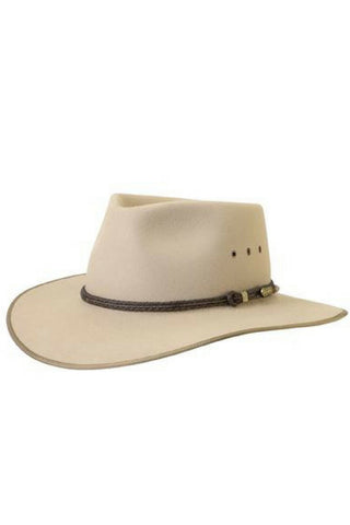 AKUBRA CATTLEMAN SAND - REDZ WORKWEAR + TOOLS NORTH LAKES
