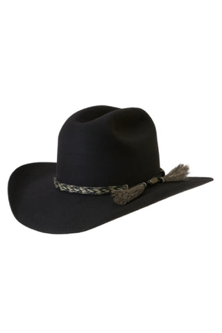 AKUBRA ROUGH RIDER BLACK - REDZ WORKWEAR + TOOLS NORTH LAKES