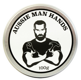 AUSSIE MAN HANDS - HAND CREAM - REDZ WORKWEAR + TOOLS NORTH LAKES