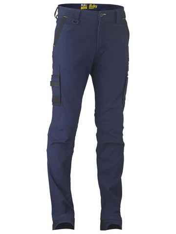 BISLEY  FLEX & MOVE™ STRETCH CARGO UTILITY PANT BPC6331 - REDZ WORKWEAR + TOOLS NORTH LAKES