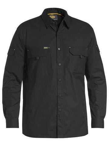 BISLEY BS6414  X AIRFLOW™ RIPSTOP MENS WORK SHIRT