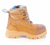 BLUNDSTONE 892 LADIES ZIP SIDE SAFETY BOOT - REDZ WORKWEAR + TOOLS NORTH LAKES