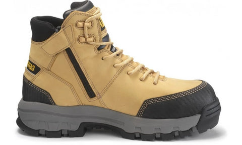 CAT DEVICE COMPOSITE TOE SAFETY BOOTS - REDZ WORKWEAR + TOOLS NORTH LAKES