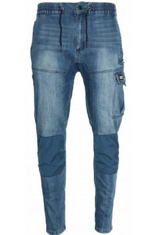 CAT DENIM DYNAMIC PANT - REDZ WORKWEAR + TOOLS NORTH LAKES