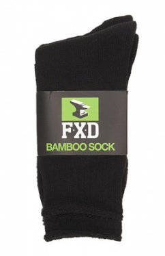 FXD BAMBOO WORK SOCKS SK◆5 - REDZ WORKWEAR + TOOLS NORTH LAKES