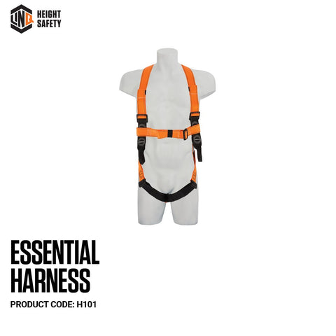 LINQ H101 HARNESS - ESSENTIAL - REDZ WORKWEAR + TOOLS NORTH LAKES