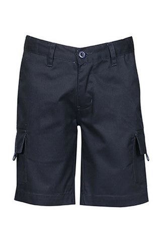 JB 6MS KIDZ CARGO SHORTS - REDZ WORKWEAR + TOOLS NORTH LAKES