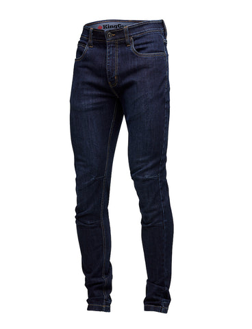 REDZ - KING GEE K13006 Urban Slim Coolmax Denim Jeans