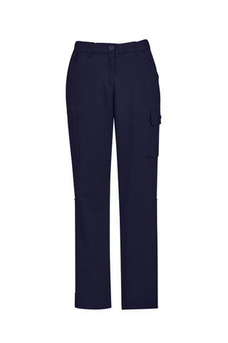 BIZCARE CL954LL LADIES COMFORT WAIST CARGO PANT 3 COLOURS - REDZ WORKWEAR + TOOLS NORTH LAKES