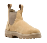 STEEL BLUE 312101 HOBART ELASTIC SIDED BOOT - SAND