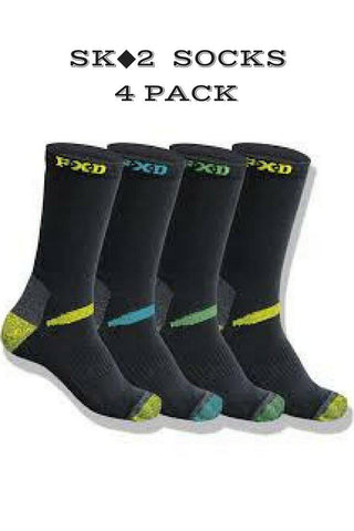 FXD WORK SOCKS SK◆2 - REDZ WORKWEAR + TOOLS NORTH LAKES