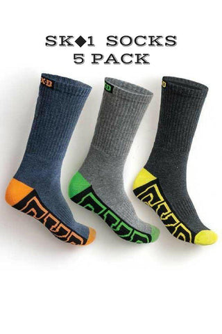 FXD WORK SOCKS - REDZ WORKWEAR + TOOLS