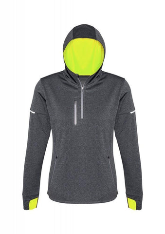 BIZ SW635L LADIES PACE HOODIE - REDZ WORKWEAR + TOOLS NORTH LAKES