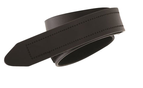 BUCKLE Velmec Velcro Leather Belt 35mm - Metal Free - REDZ Workwear