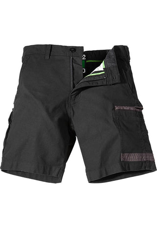 WS◆3 FXD WORK SHORTS - REDZ WORKWEAR + TOOLS