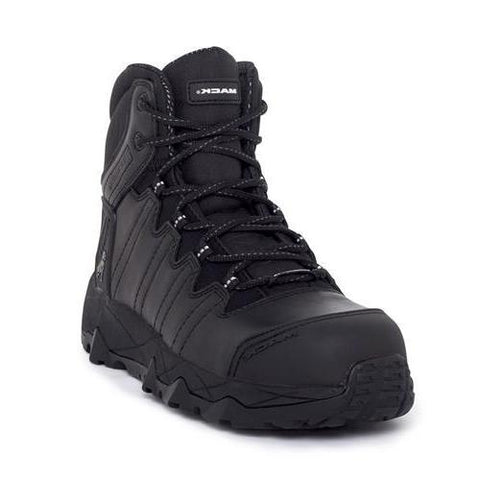 MACK OCTANE ZIP SIDE WORK BOOT - REDZ WORKWEAR + TOOLS NORTH LAKES