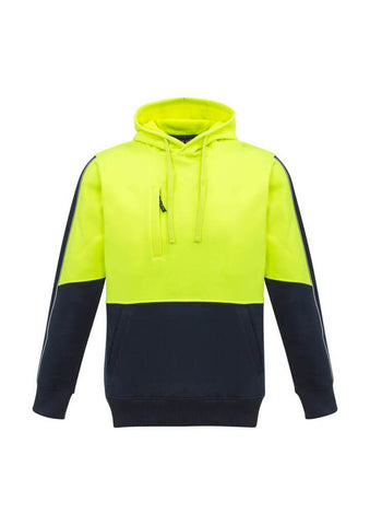 SYZMIK ZT481 HIVIS PULLOVER HOODIE - REDZ WORKWEAR + TOOLS NORTH LAKES