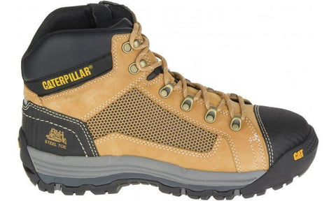 CAT CONVEX ST MID BOOT - REDZ WORKWEAR + TOOLS