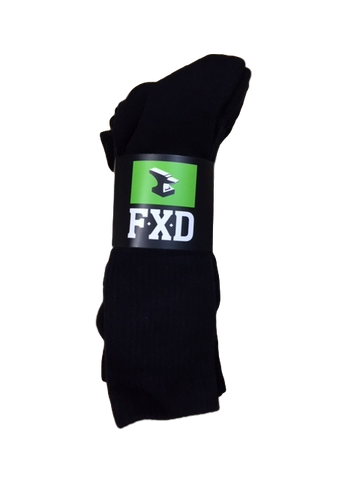FXD SK-6 CREW SOCKS - REDZ WORKWEAR + TOOLS NORTH LAKES