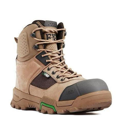 FXD WB◆1 6.0 SAFETY BOOT 3 GREAT COLOURS - REDZ WORKWEAR + TOOLS