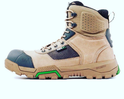 FXD WB◆1 6.0 SAFETY BOOT 3 GREAT COLOURS - REDZ WORKWEAR + TOOLS NORTH LAKES
