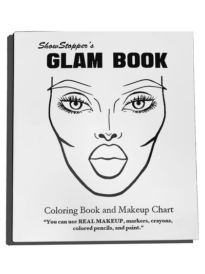 Glam Book Binder Only - www.TheGlamSupply.com