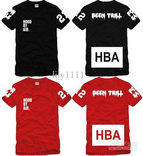 HBA Been Trill T-Shirt 100% Cotton 6 Colors