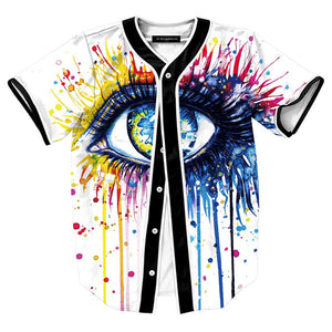 Colorful Eye Jersey