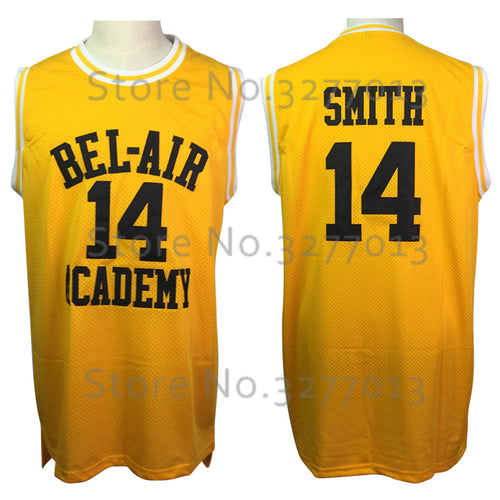 2018 Wholesale The Fresh Prince of Bel Air Academy Jerseys #14  Stitched