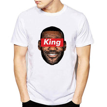 2018 King Lebron James Print T-shirt
