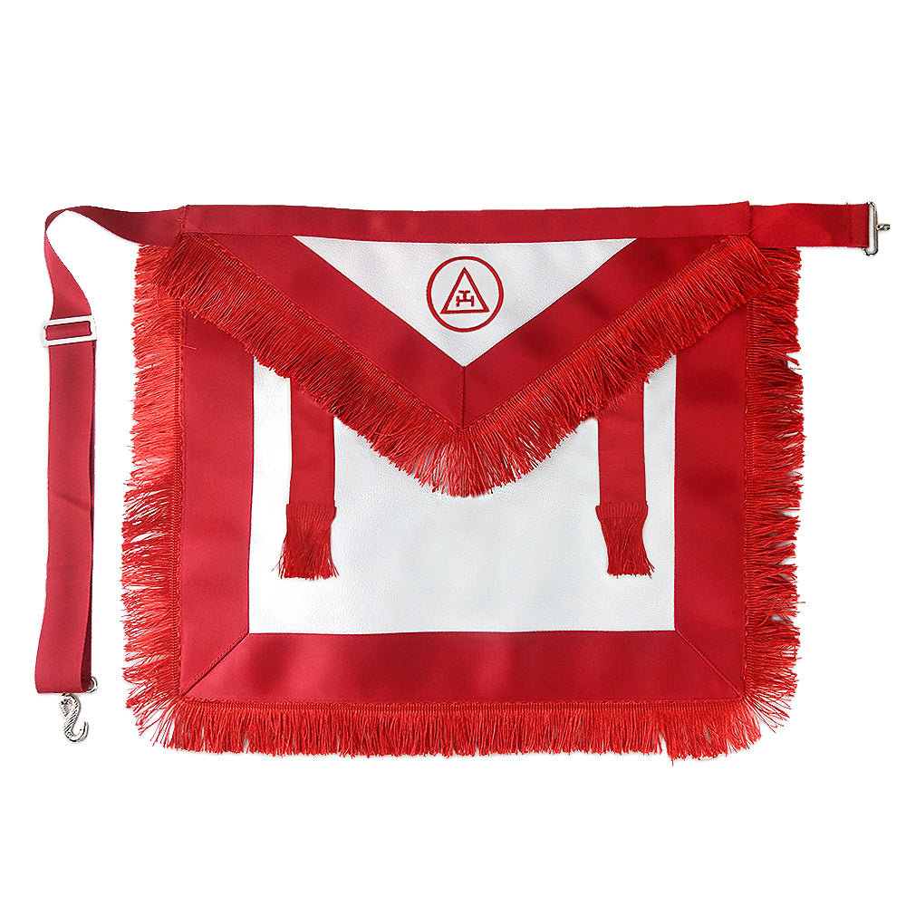 Masonic Royal Arch Apron w/ Fringe