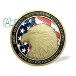 United States Armed Forces Thanksgiving Challenge Coin