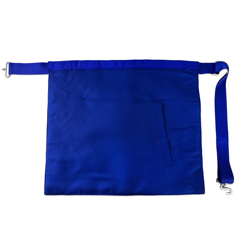 Masonic Blue Lodge Senior Warden Apron