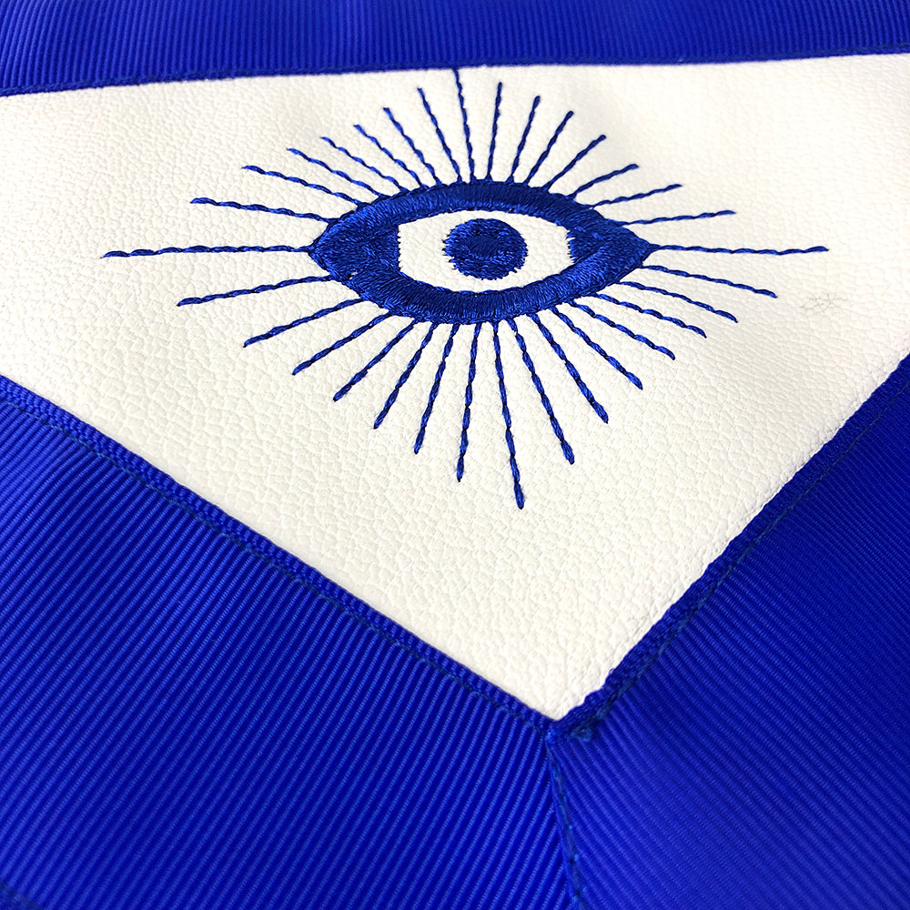 Masonic Blue Lodge Senior Deacon Apron