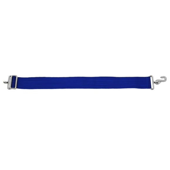 Masonic Blue Lodge Apron Belt with Buckle Replaceable Accessory