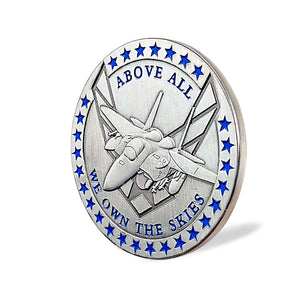 United States Marine Corps Wives Challenge Coin