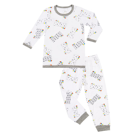 Pyjamas Set Buddy-Me Everywhere Milk + Buddy-Me Everywhere Milk