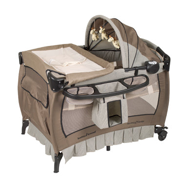 BabyTrend Deluxe Nursery Center - Havenwood
