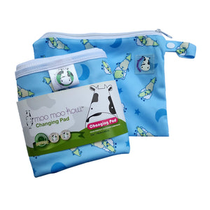 Changing Pad Travel Size BaaBaaSheepz Blue