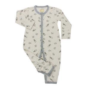 Romper Yellow Small Star & Sheepz