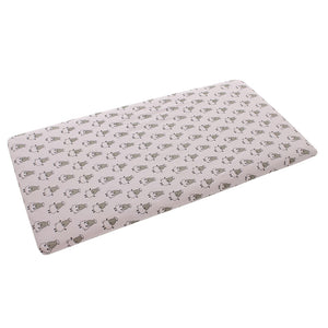 Mattress Sheet Pink Big Sheepz