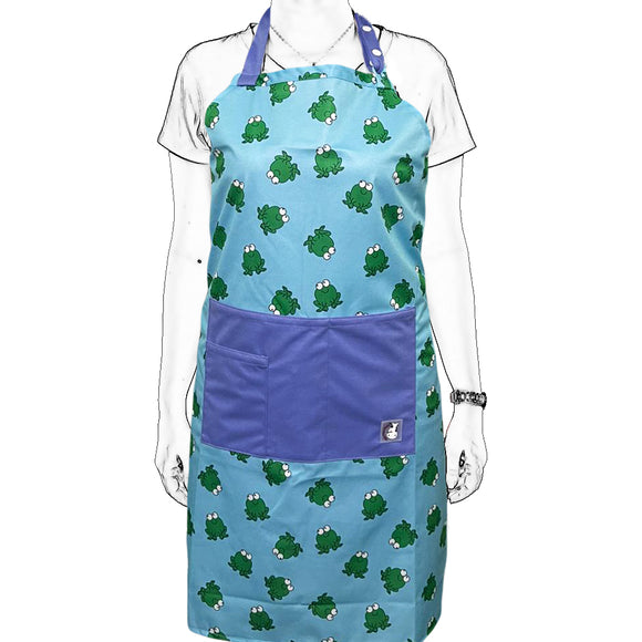 Bath Time Apron - Lucky Frok