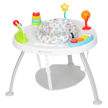 BabyTrend 3-in-1 Bounce N Play Activity Center - Woodland Walk